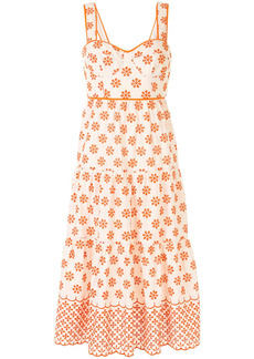 Alice McCall I Want You floral-print midi dress