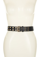 AllSaints 38MM Eyelet Belt