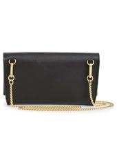 AllSaints Albert Leather Wallet on a Chain
