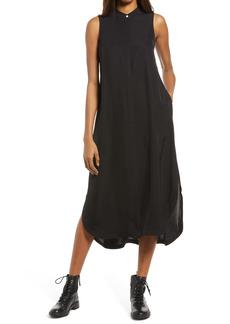 AllSaints Angelina Two-Piece Sweater & Sleeveless Shirtdress