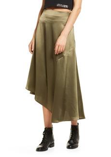 AllSaints Ani Asymmetrical Skirt
