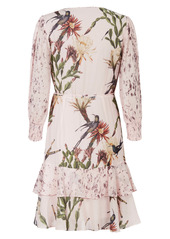 ALLSAINTS Ari Nolina Wrap Dress