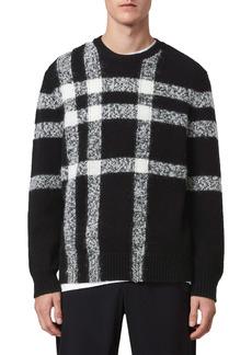 AllSaints Arkade Crewneck Sweater