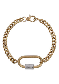 AllSaints Carabiner Flex Bracelet