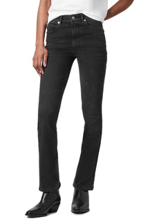 AllSaints Ciara High Waist Bootcut Jeans