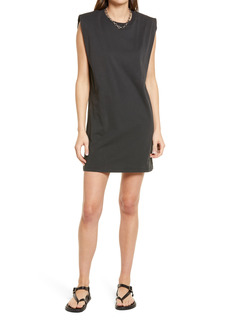 AllSaints Coni Organic Cotton Muscle T-Shirt Dress