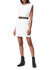 AllSaints Coni Organic Cotton Muscle T-Shirt Dress