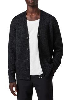 AllSaints Cosmic Wool Blend Cardigan
