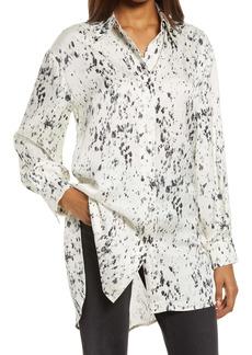 AllSaints Eleanor Yermo Tunic Shirt