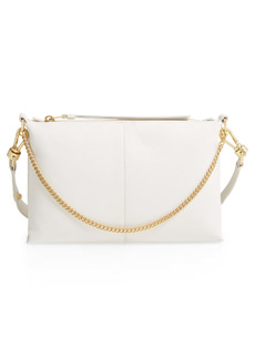 AllSaints Eve Leather Crossbody Bag