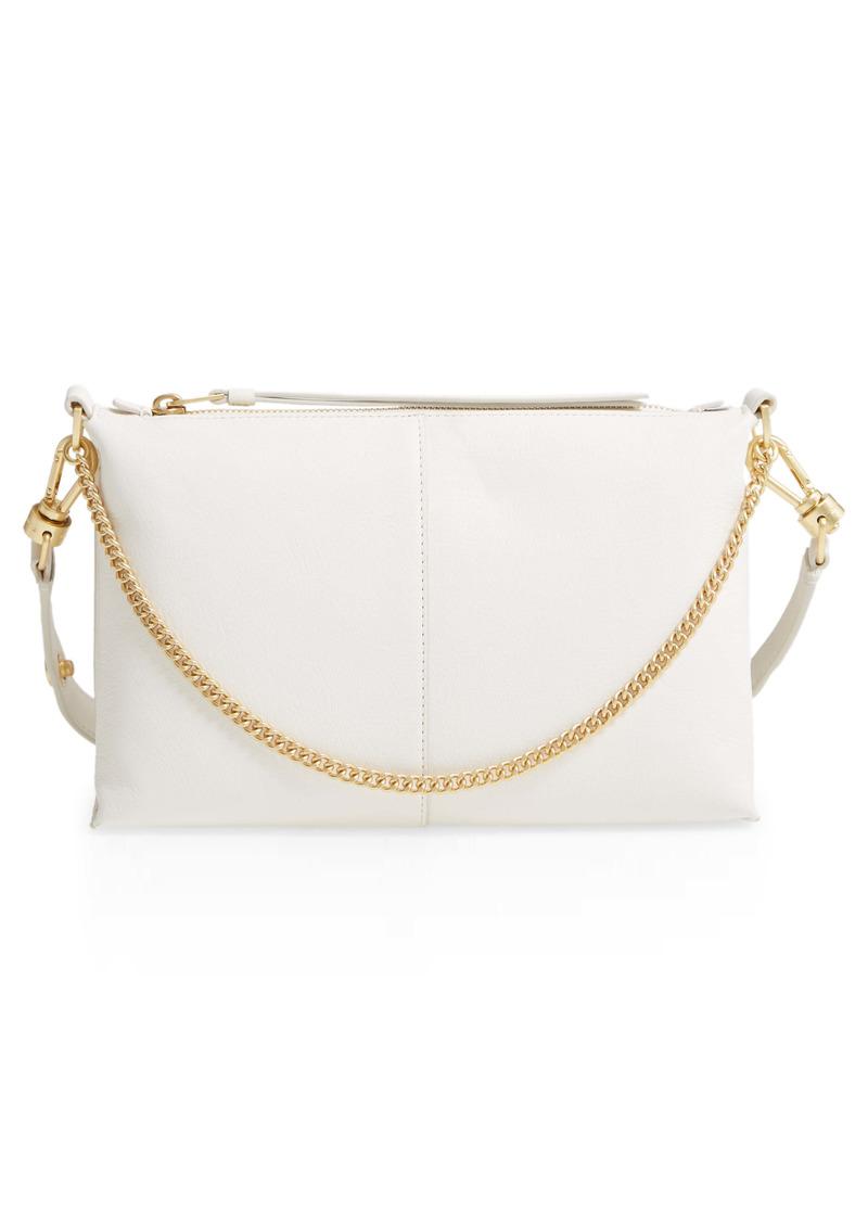 AllSaints Eve Leather Crossbody Bag