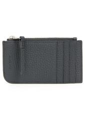 AllSaints Little Marlborough Leather Card Case
