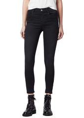 AllSaints Miller High Waist Ankle Skinny Jeans