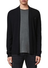AllSaints Mode Slim Fit Wool Cardigan