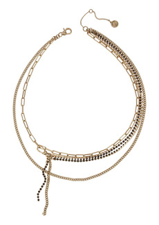 AllSaints Multistrand Necklace