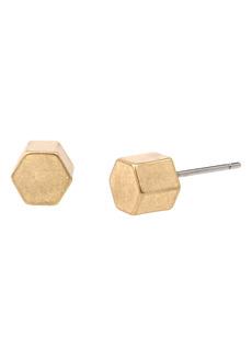 AllSaints Small Bolt Stud Earrings