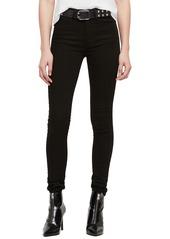ALLSAINTS Stilt Skinny Jeans (Jet Black)