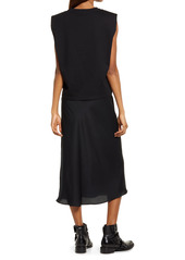 AllSaints Tierny Coni 2-in-1 Dress
