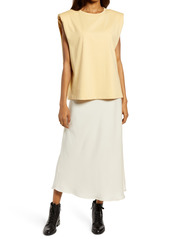 AllSaints Tierny Coni 2-in-1 Dress