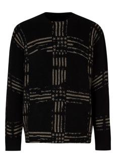 AllSaints Union Crewneck Sweater