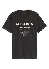 AllSaints Women's Graphic Tee