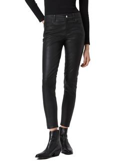 AllSaints Women's Ina Leather Pants
