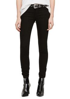 AllSaints Mast Low Rise Skinny Jeans