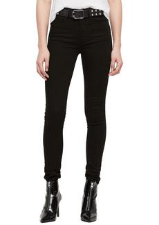 AllSaints Stilt High Waist Skinny Jeans