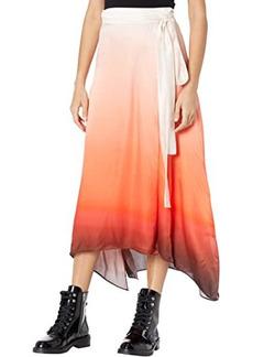 AllSaints Vinia Ombre Skirt
