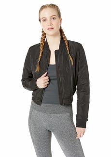 Alo Yoga Women's Off-Duty Bomber Jacket 2