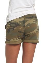 Alternative Apparel Alternative Camo Lounge Shorts