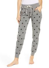 Alternative Apparel Alternative Camo Print Fleece Jogger Pants