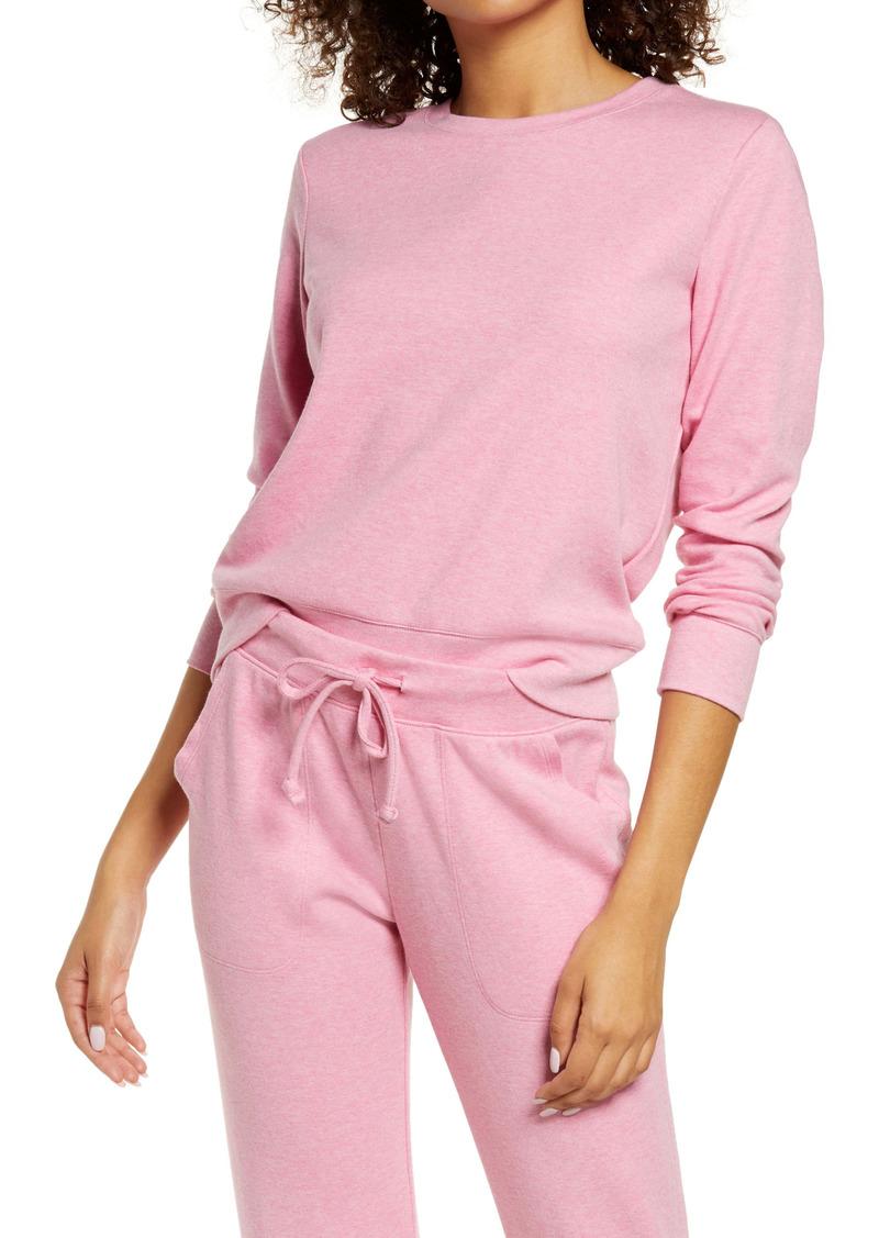 Alternative Apparel Alternative Cotton Blend Interlock Sweatshirt
