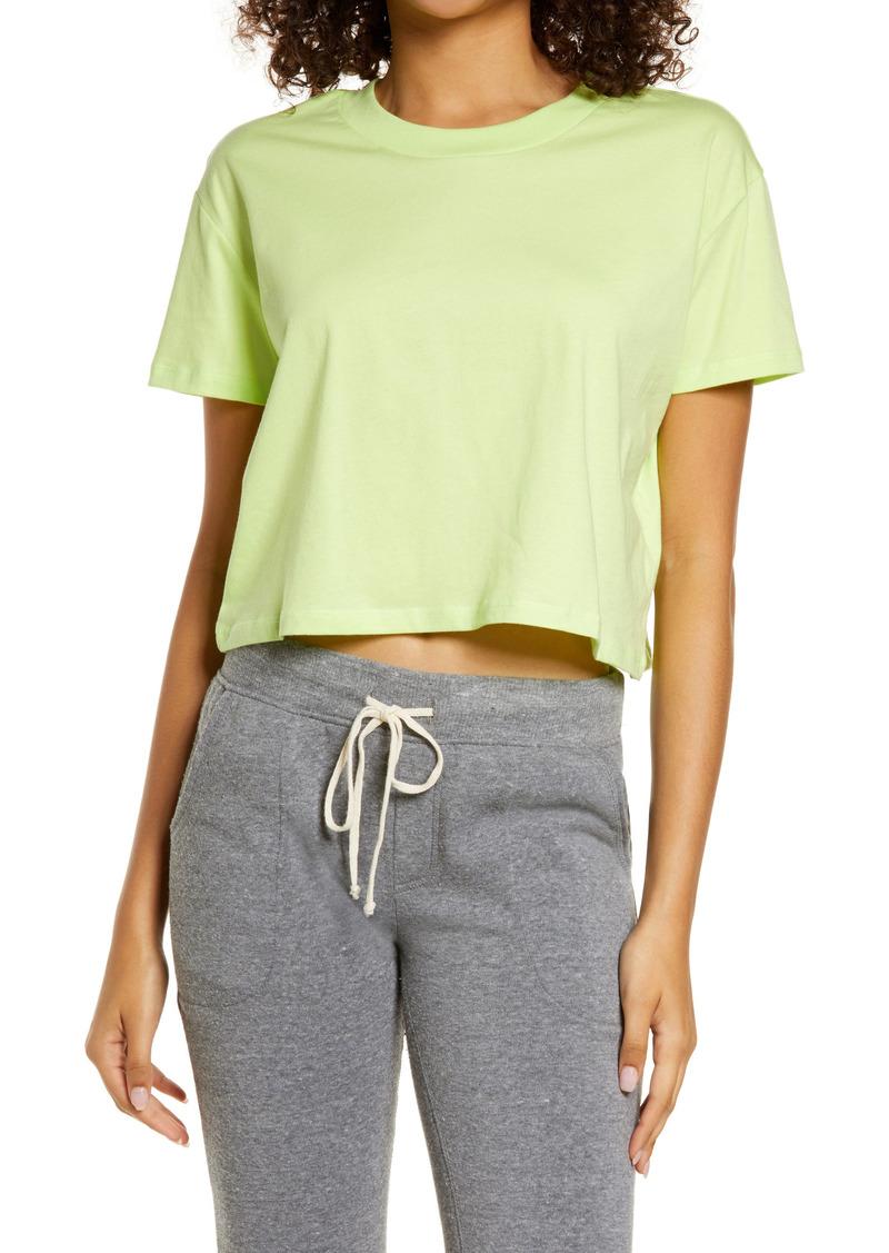 Alternative Apparel Alternative Headliner Crop T-Shirt