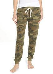 Alternative Apparel Alternative Long Weekend Camo Lounge Pants