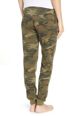 Alternative Apparel Alternative Long Weekend Camo Lounge Pants