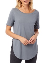 Alternative Apparel Alternative Organic Cotton Half Sleeve Tunic