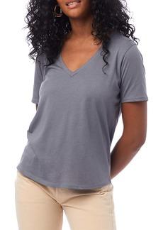 Alternative Apparel Alternative Organic Cotton V-Neck T-Shirt