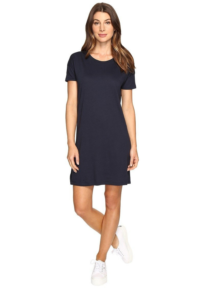 Alternative Apparel Alternative Women's Cotton Modal Straight up T-Shirt Dress