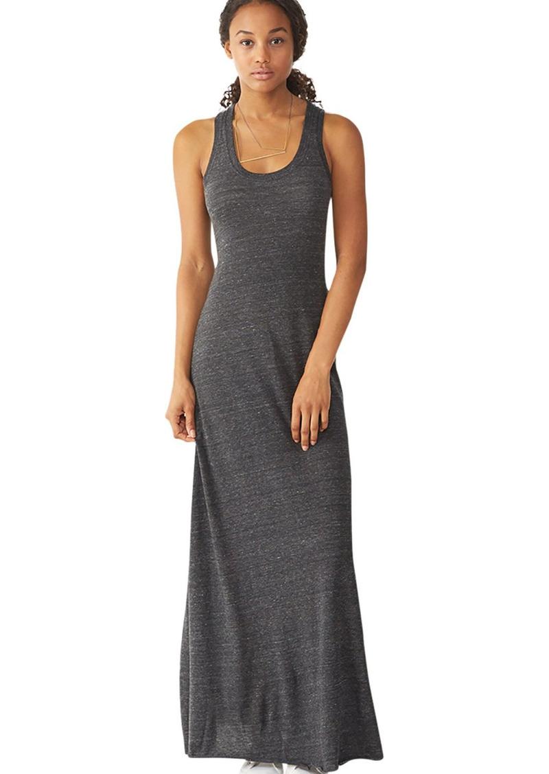Alternative Apparel Alternative Women's Eco Racerback Maxi Dress