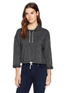 Alternative Apparel Alternative Women's Funnel Neck Pullover eco Black X Small