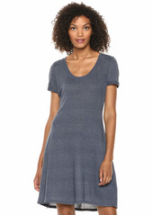 Alternative Apparel Alternative Women's Jersey Swing Dress  Extra Small