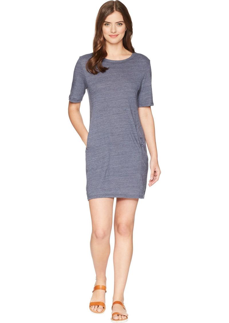 Alternative Apparel Alternative Women's Pocket T-Shirt Dress eco True Navy