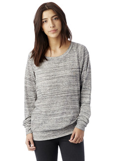 Alternative Apparel Alternative Women's Slouchy Pullover  Extra Small