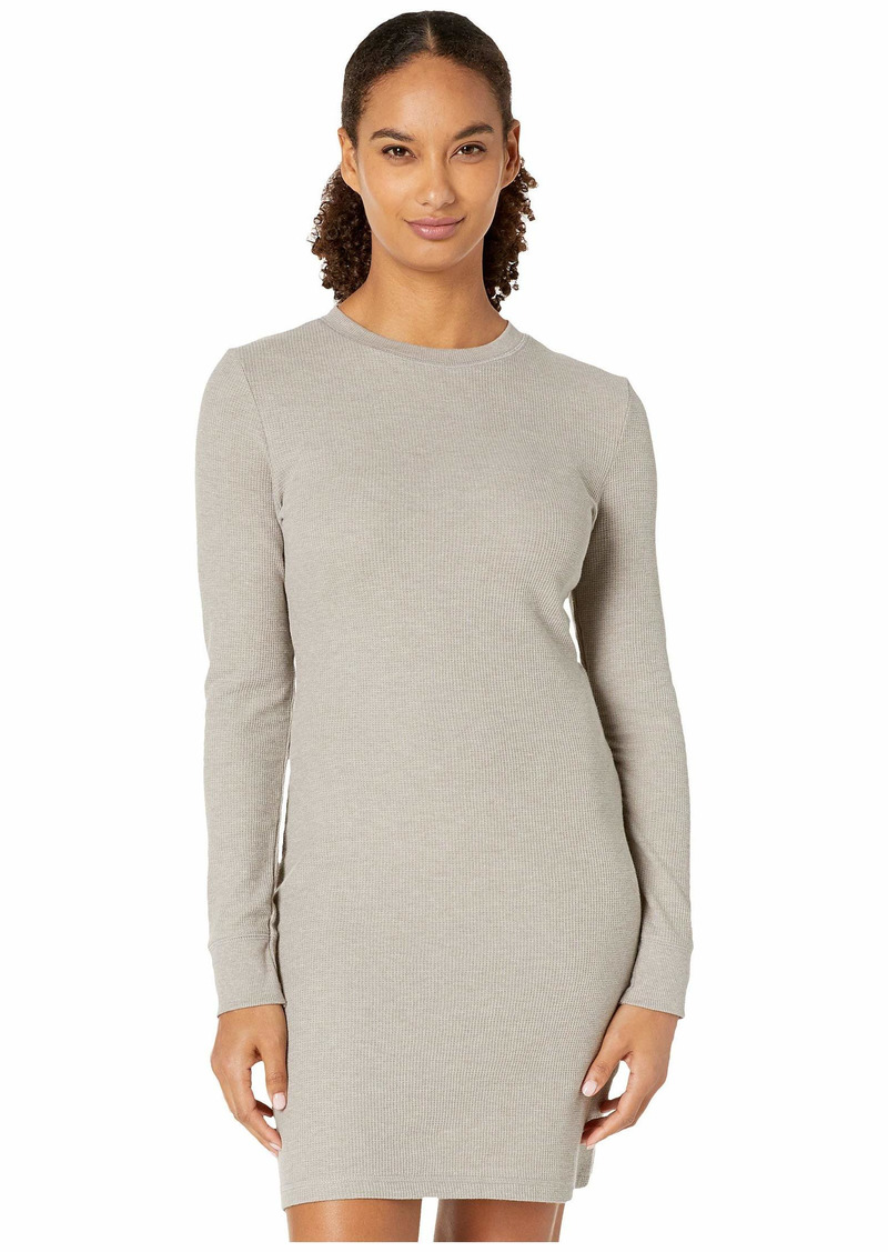 Alternative Apparel Alternative Women's Thermal ls Dress  M
