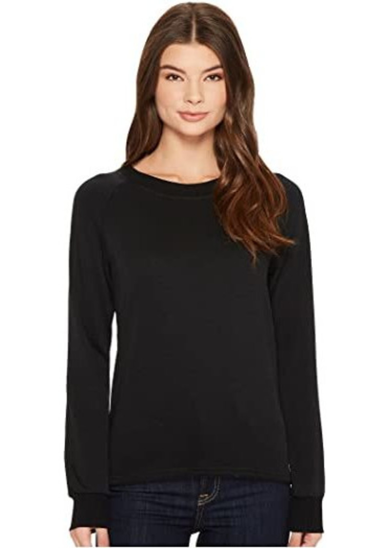 Alternative Apparel Burnout French Terry Lazy Day Pullover