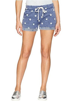Alternative Apparel Burnout French Terry Lounge Shorts