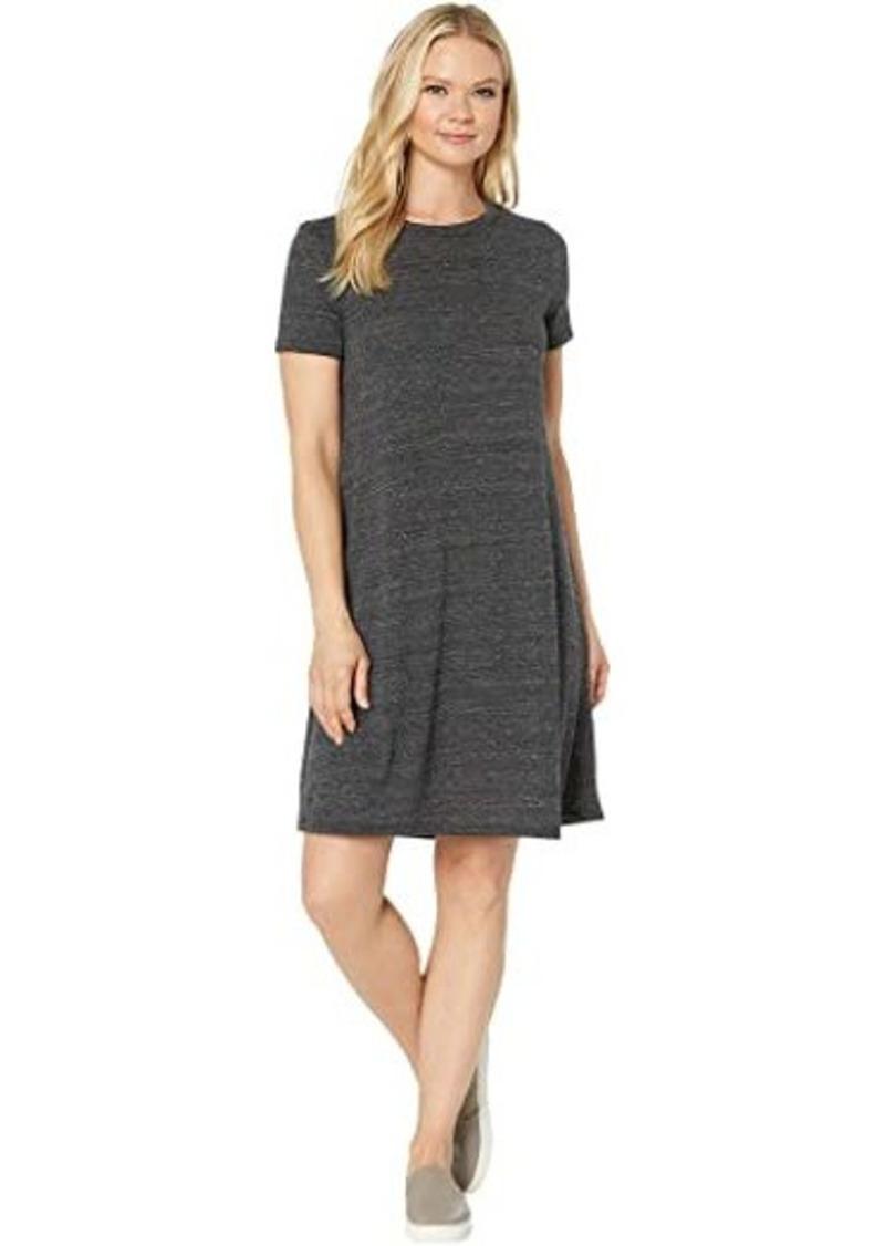 Alternative Apparel Eco-Jersey Flare T-Shirt Dress