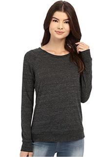 Alternative Apparel Heather Slouchy Pullover