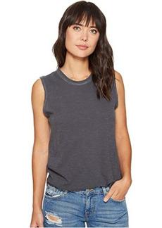 Alternative Apparel Inside Out Slub Sleeveless T-Shirt